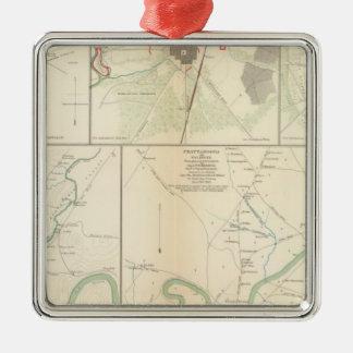 Decherd, Manchester, Tullahoma, Jasper Christmas Ornament