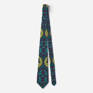 Decisive Optimistic Green Familiar Tie