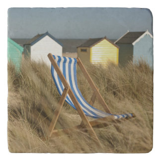 Deck Chair And Beach Huts | Southwold, Suffolk Trivets