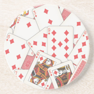 Deck of Cards Coaster