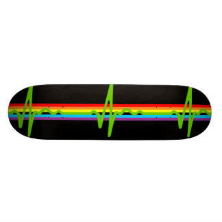 Deck Side of The Moon Skate Board