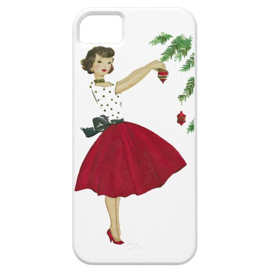 Deck The Tree iPhone 5 Cover