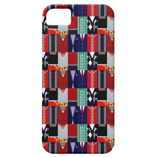 Decked out and Dapper Barely There iPhone 5 Case