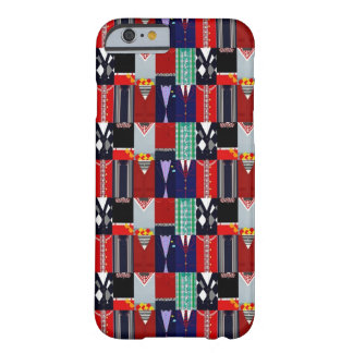 Decked out and Dapper Barely There iPhone 6 Case