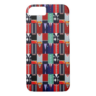 Decked out and Dapper iPhone 7 Case