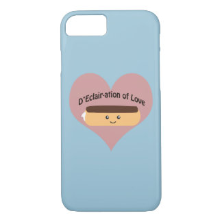D'eclair-ation Of Love iPhone 7 Case