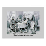 Declaration Committee Post Card