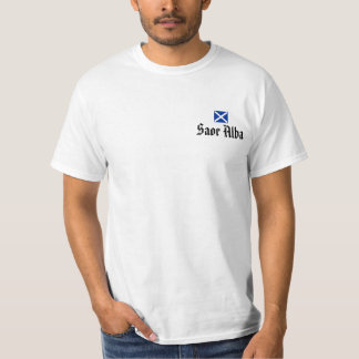 Declaration of Arbroath Scottish Independence Tee
