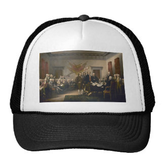 Declaration of Independence - 1819 Cap