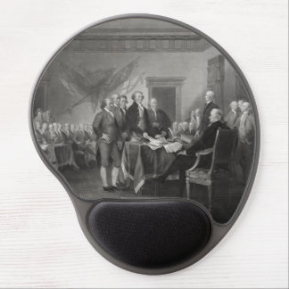 Declaration of Independence Gel Mouse Pad