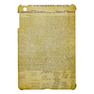 Declaration of Independence iPad Mini iPad Mini Covers