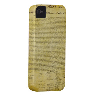 Declaration of Independence  iPhone 4/4S Case