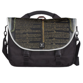 Declaration of the Rights of Man and Citizen Bags For Laptop