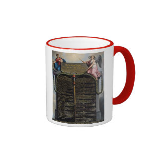 Declaration of the Rights of Man and Citizen Coffee Mugs