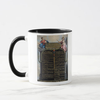 Declaration of the Rights of Man and Citizen Mug