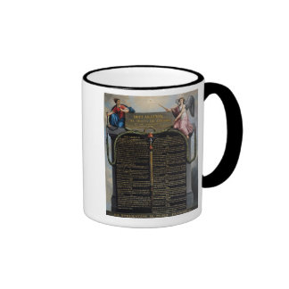 Declaration of the Rights of Man and Citizen Mugs