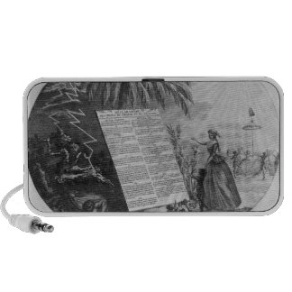 Declaration of the Rights of Man iPhone Speakers