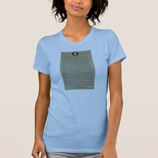 Declaration Shirt