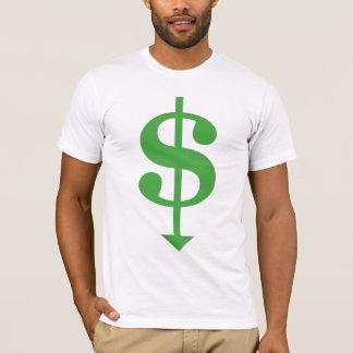Declining dollar T-Shirt