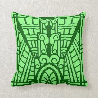 Jade Green Throw Pillow : Jade Green Cushions - Jade Green Scatter Cushions Zazzle.co.uk