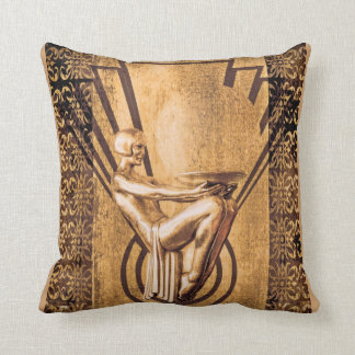 Deco Bronze Cushion