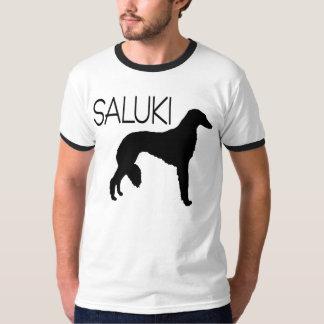 Deco Saluki Dog T-Shirt