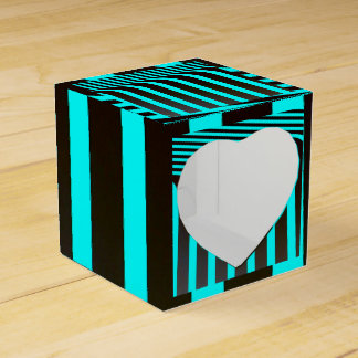 Deco Stripes Favour Box