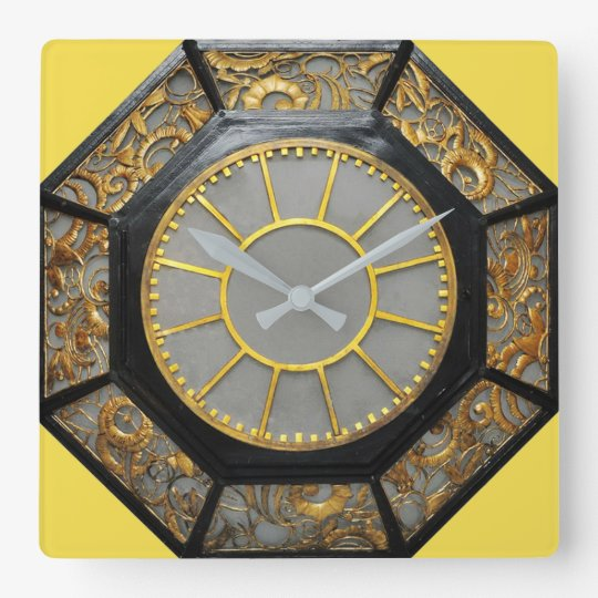 Deco Style (Large) Wall Clock