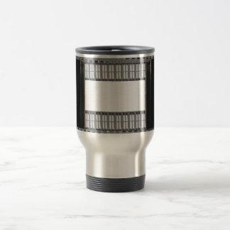 Deco Template editable add TEXT IMAGE Greeting 15 Oz Stainless Steel Travel Mug