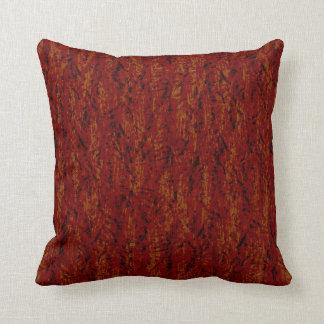 Decor-Soft New Modern Maroon Textured Pillows