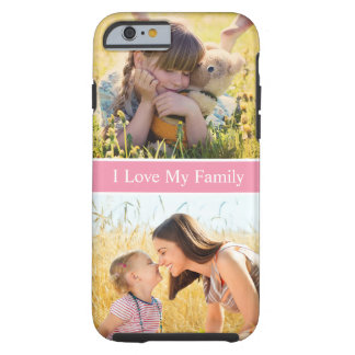 Decorate your iPhone with captured memory Photos Tough iPhone 6 Case