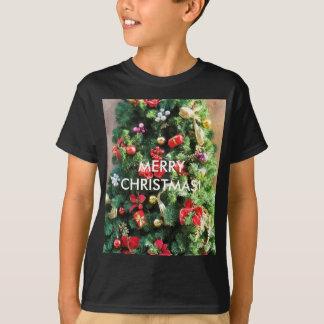 Decorated Christmas Tree Tee Shirts