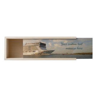 Decorated Cruise Ship Bow Custom