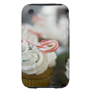Decorated cupcakes iPhone 3 tough covers