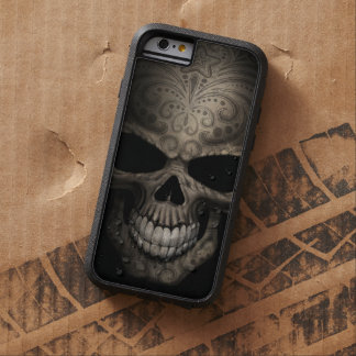 Decorated Dark Skull Tough Xtreme iPhone 6 Case