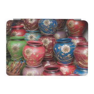 Decorated Pots, Huaraz, Cordillera Blanca iPad Mini Cover