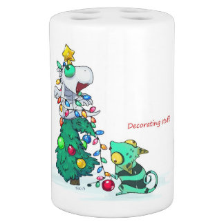 Decorating Stuff Toothbrush holder