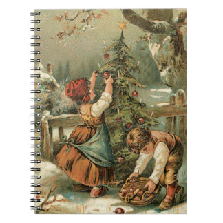 Decorating the Tree Journals