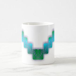 Decoration rectangle V Deco ration rectangle Basic White Mug