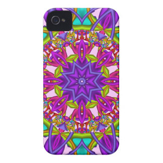 Decorative abstract case-mate case