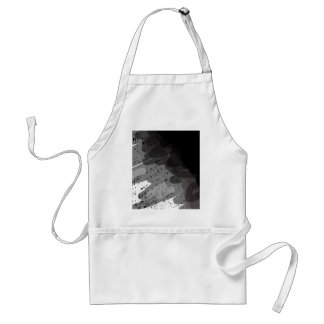 Decorative abstract design by Moma Standard Apron