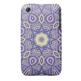 Decorative abstract iPhone 3G/3GS Case-Mate Purple Case-Mate iPhone 3 Cases