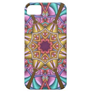 Decorative abstract starry iPhone 5 case