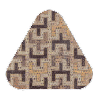 Decorative African Mudcloth Pattern