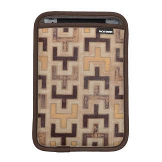 Decorative African Mudcloth Pattern iPad Mini Sleeve