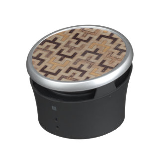 Decorative African Mudcloth Pattern Speaker