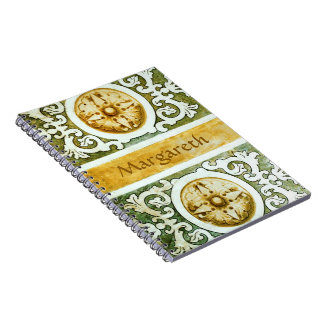 Decorative Art Notebook