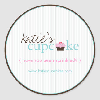 Decorative Bakery Packaging Stickers