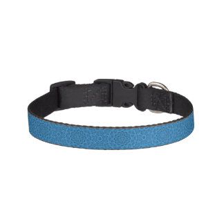 Decorative Blue Vintage Dog Collars