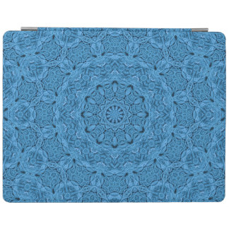 Decorative Blue Vintage  iPad Smart Covers iPad Cover